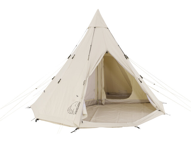 Nordisk Alfheim 12.6 m² Tent Technical Cotton natural